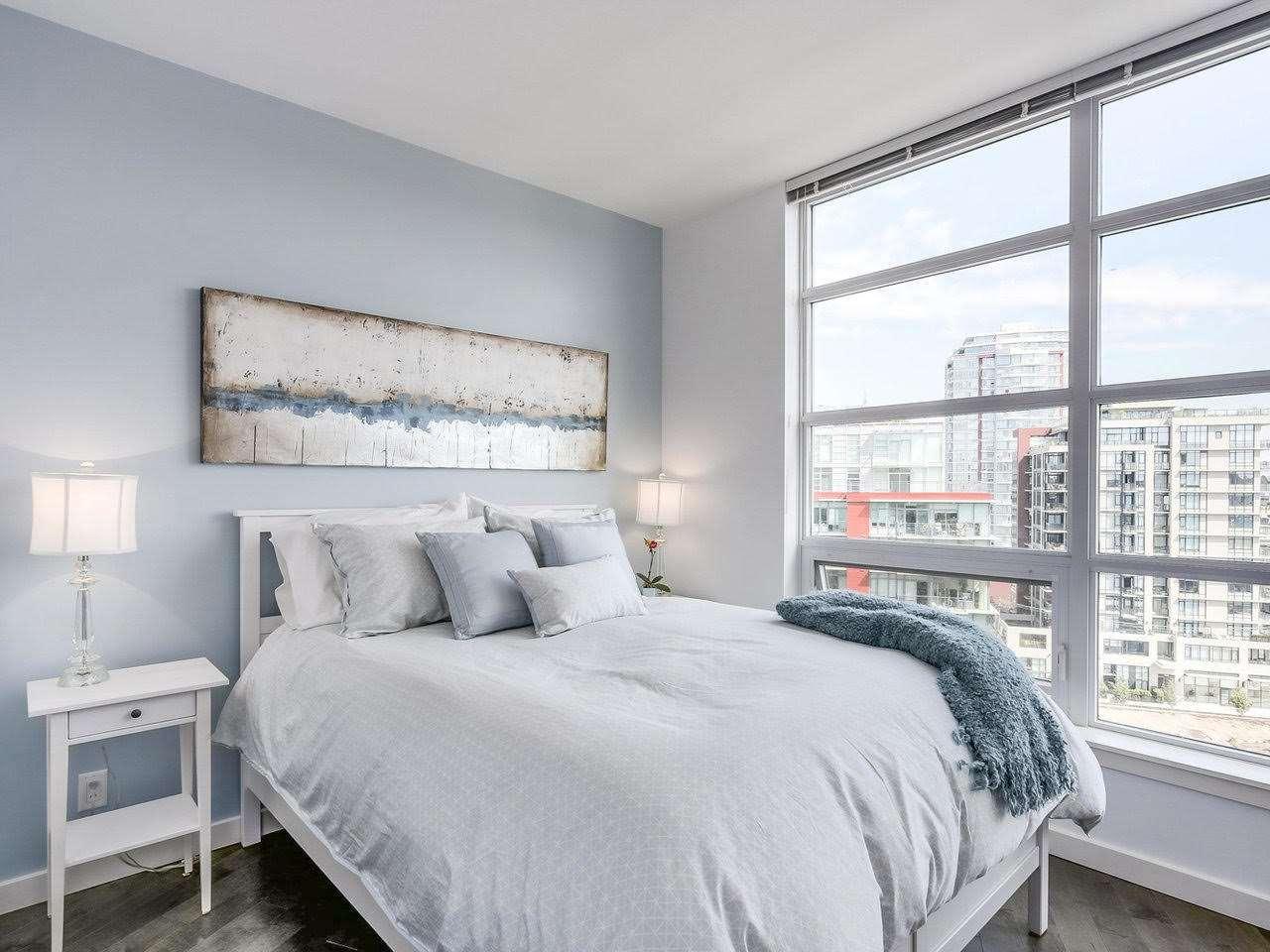 Condo Apartment at 1201 88 W 1ST AVENUE, Unit 1201, Vancouver West, British Columbia. Image 3