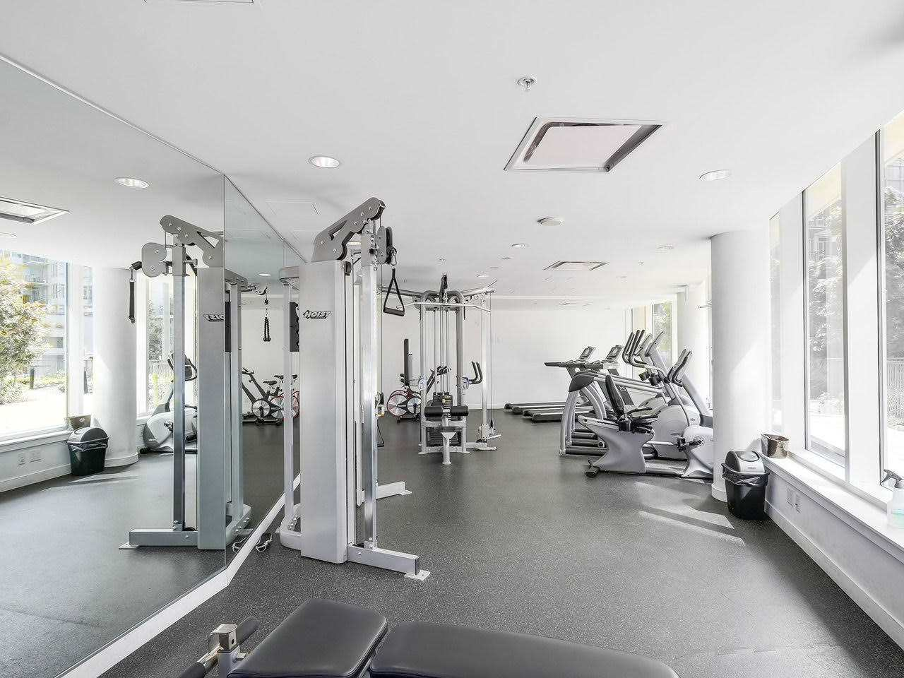 Condo Apartment at 1201 88 W 1ST AVENUE, Unit 1201, Vancouver West, British Columbia. Image 8