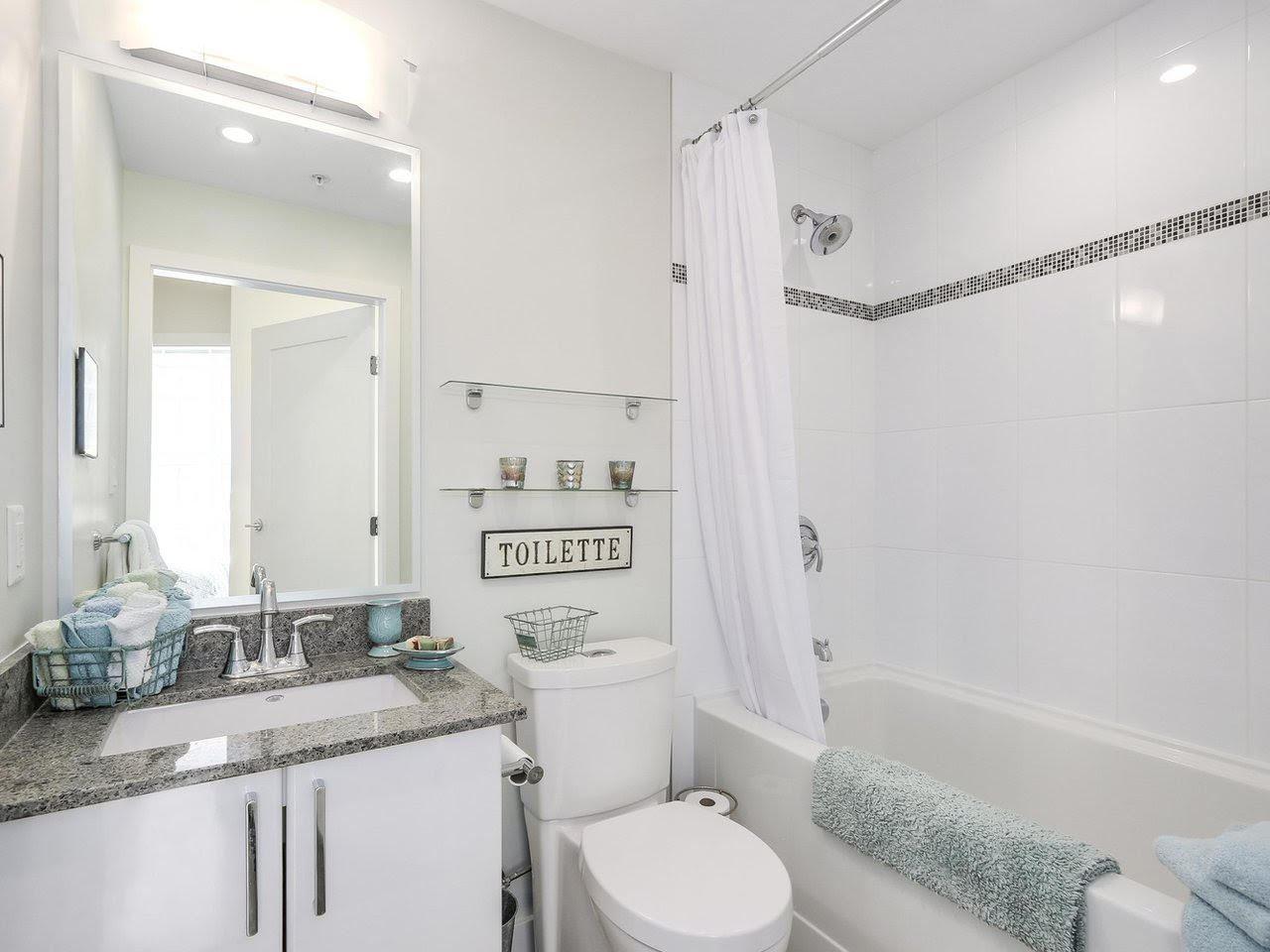 Condo Apartment at 1201 88 W 1ST AVENUE, Unit 1201, Vancouver West, British Columbia. Image 9