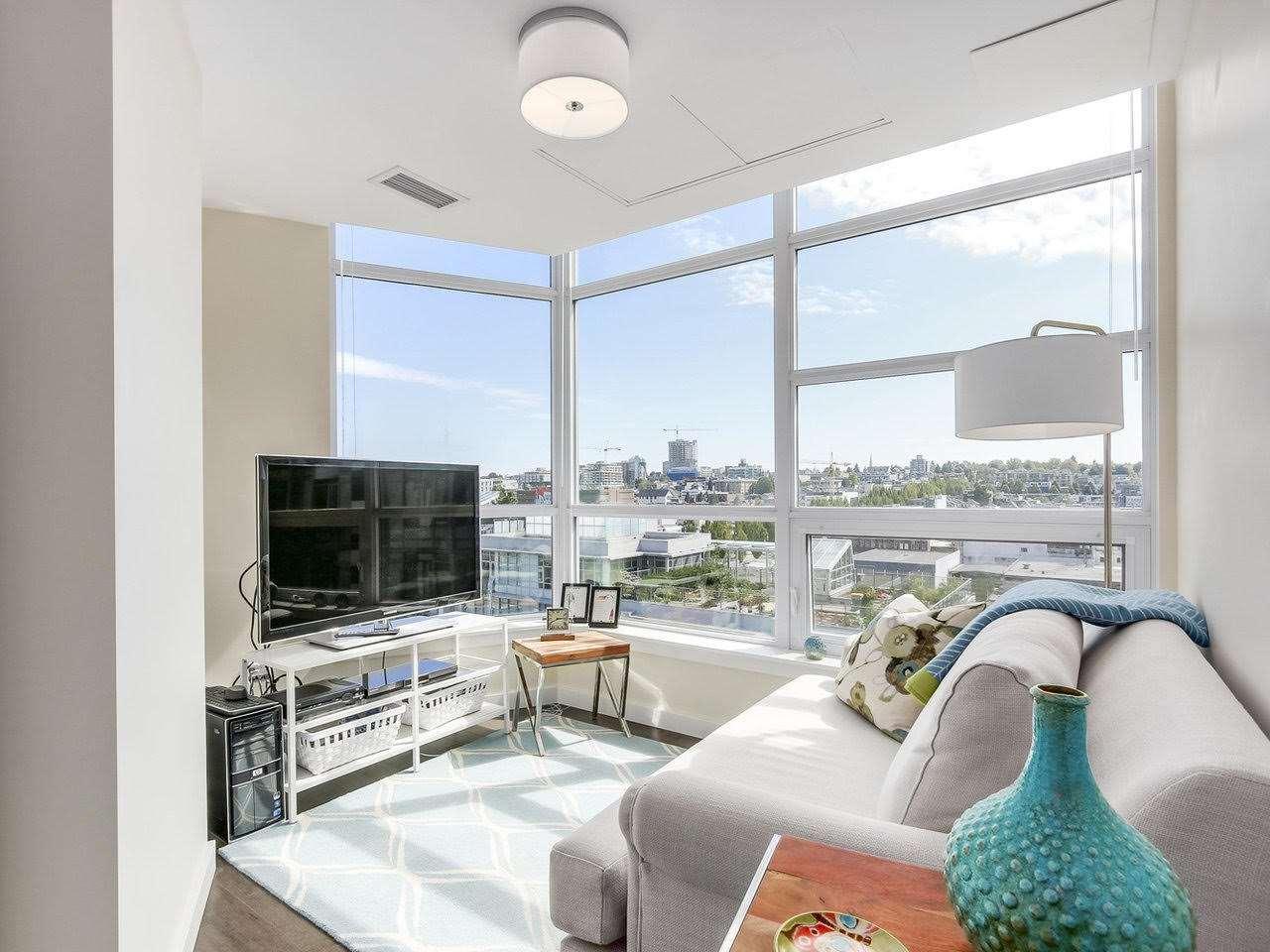 Condo Apartment at 1201 88 W 1ST AVENUE, Unit 1201, Vancouver West, British Columbia. Image 10