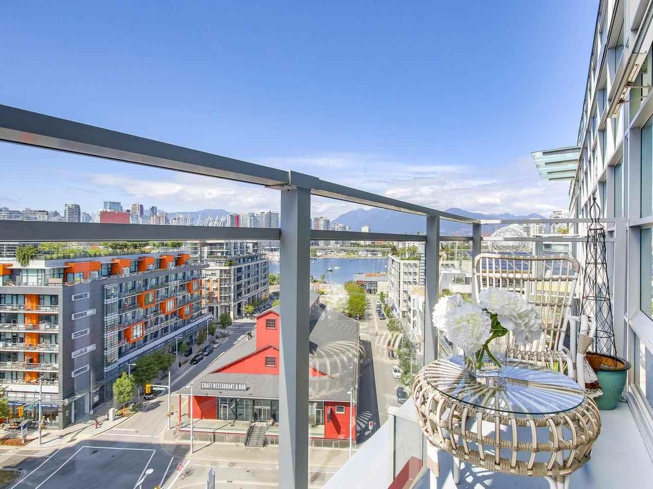 Condo Apartment at 1201 88 W 1ST AVENUE, Unit 1201, Vancouver West, British Columbia. Image 15