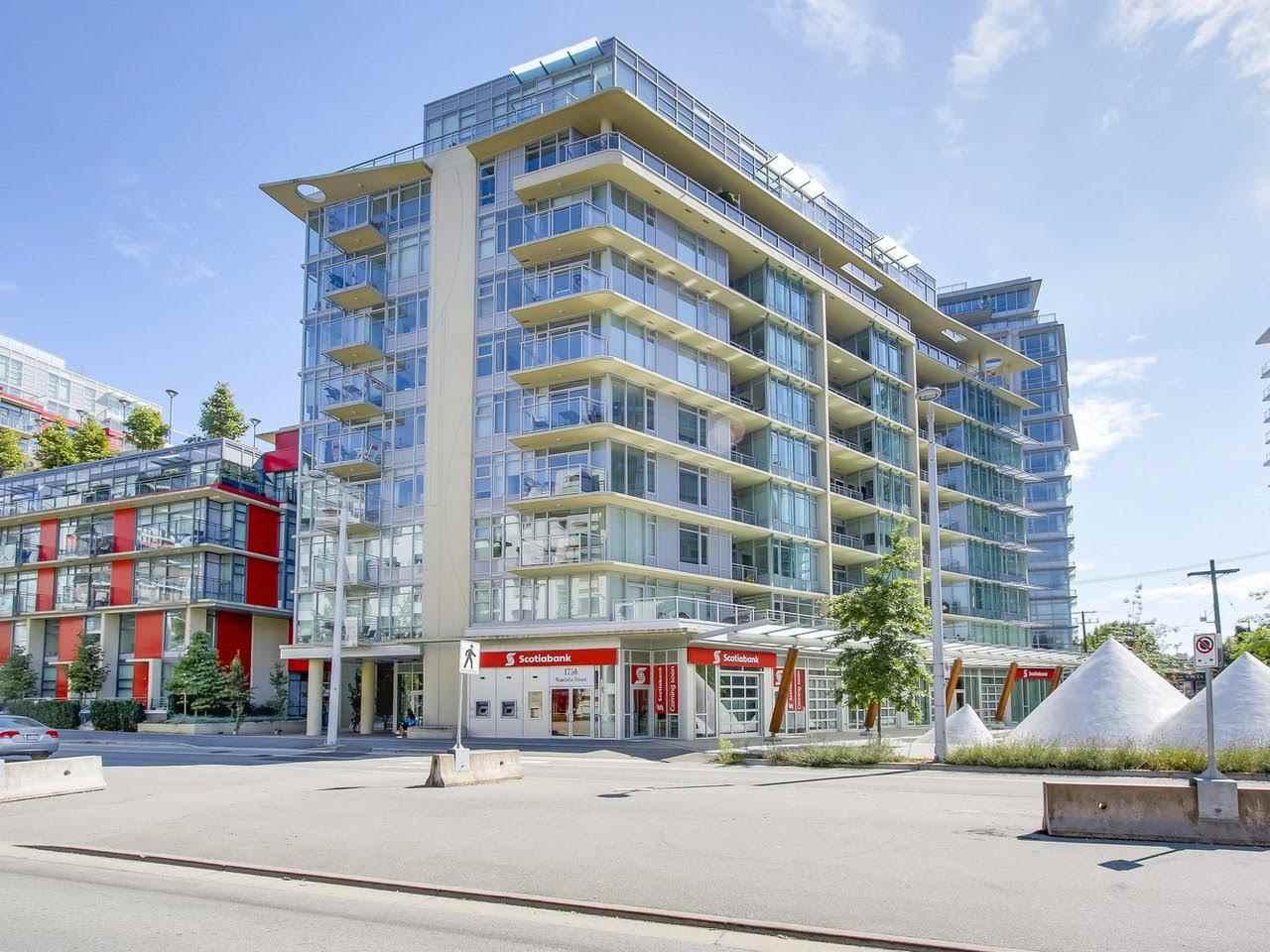 Condo Apartment at 1201 88 W 1ST AVENUE, Unit 1201, Vancouver West, British Columbia. Image 19