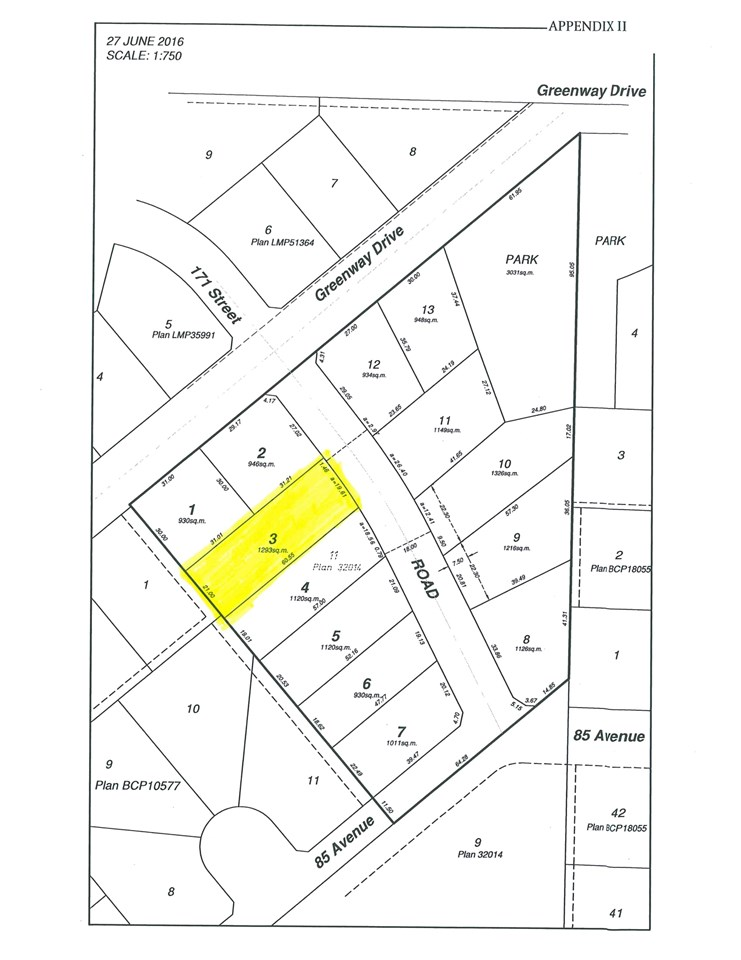 Vacant Land at 8539 RICHARDSON DRIVE, Surrey, British Columbia. Image 1
