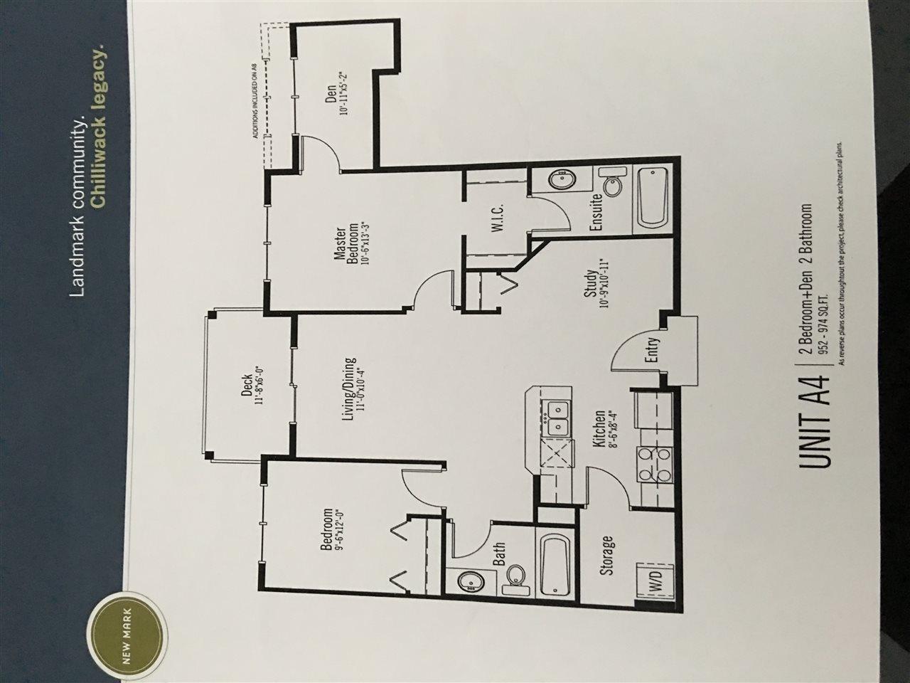 Condo Apartment at 317 46150 BOLE AVENUE, Unit 317, Chilliwack, British Columbia. Image 3