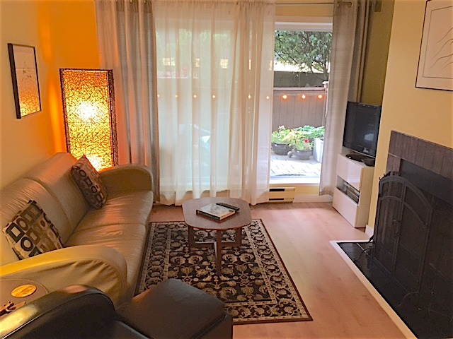 Condo Apartment at 105 620 BLACKFORD STREET, Unit 105, New Westminster, British Columbia. Image 4