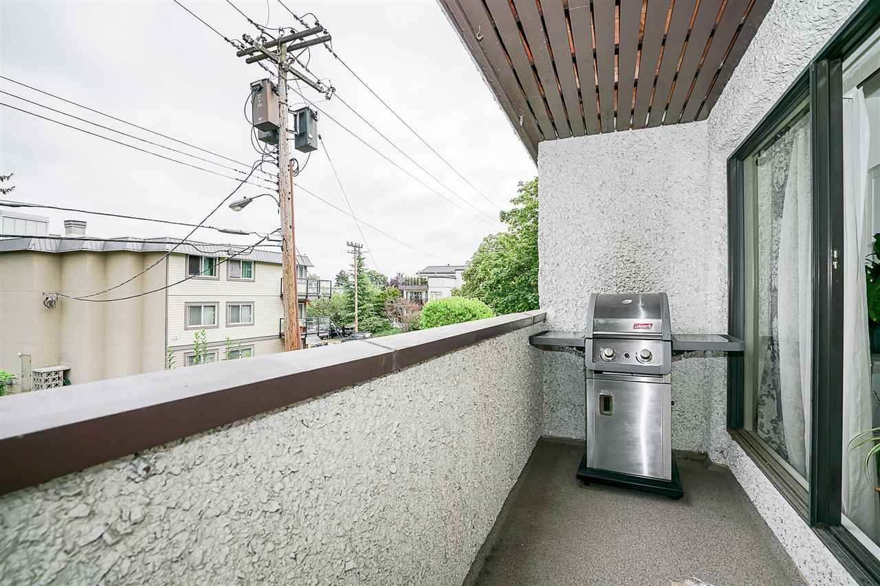 Condo Apartment at 207 391 E 7TH AVENUE, Unit 207, Vancouver East, British Columbia. Image 14