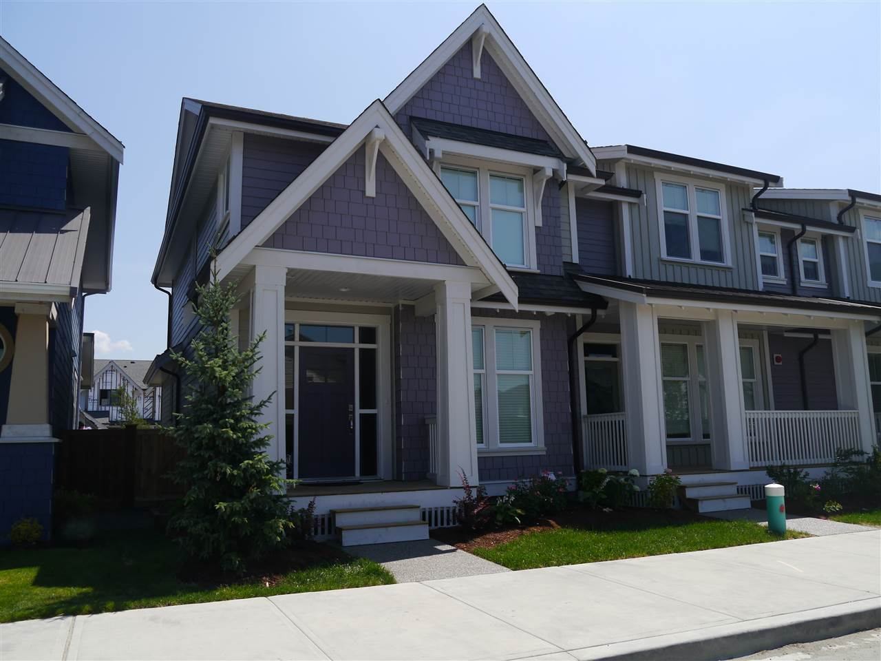 Townhouse at 5396 PEACH ROAD, Sardis, British Columbia. Image 1