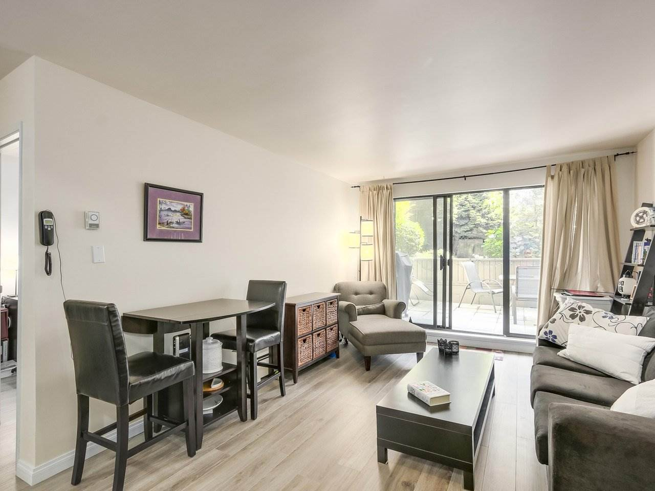 Condo Apartment at 210 1215 PACIFIC STREET, Unit 210, Vancouver West, British Columbia. Image 3