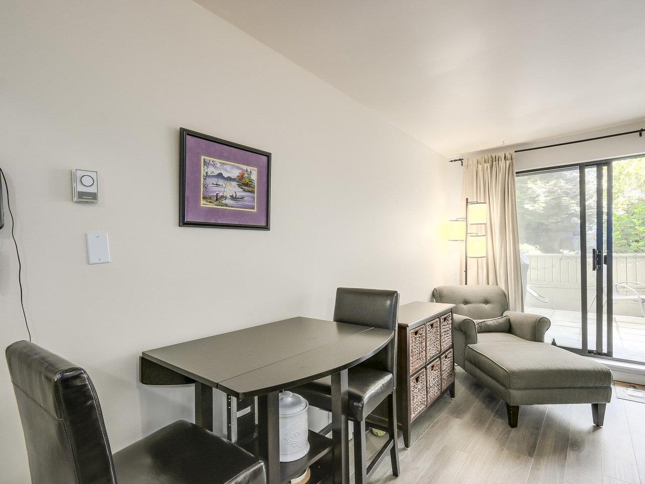 Condo Apartment at 210 1215 PACIFIC STREET, Unit 210, Vancouver West, British Columbia. Image 5
