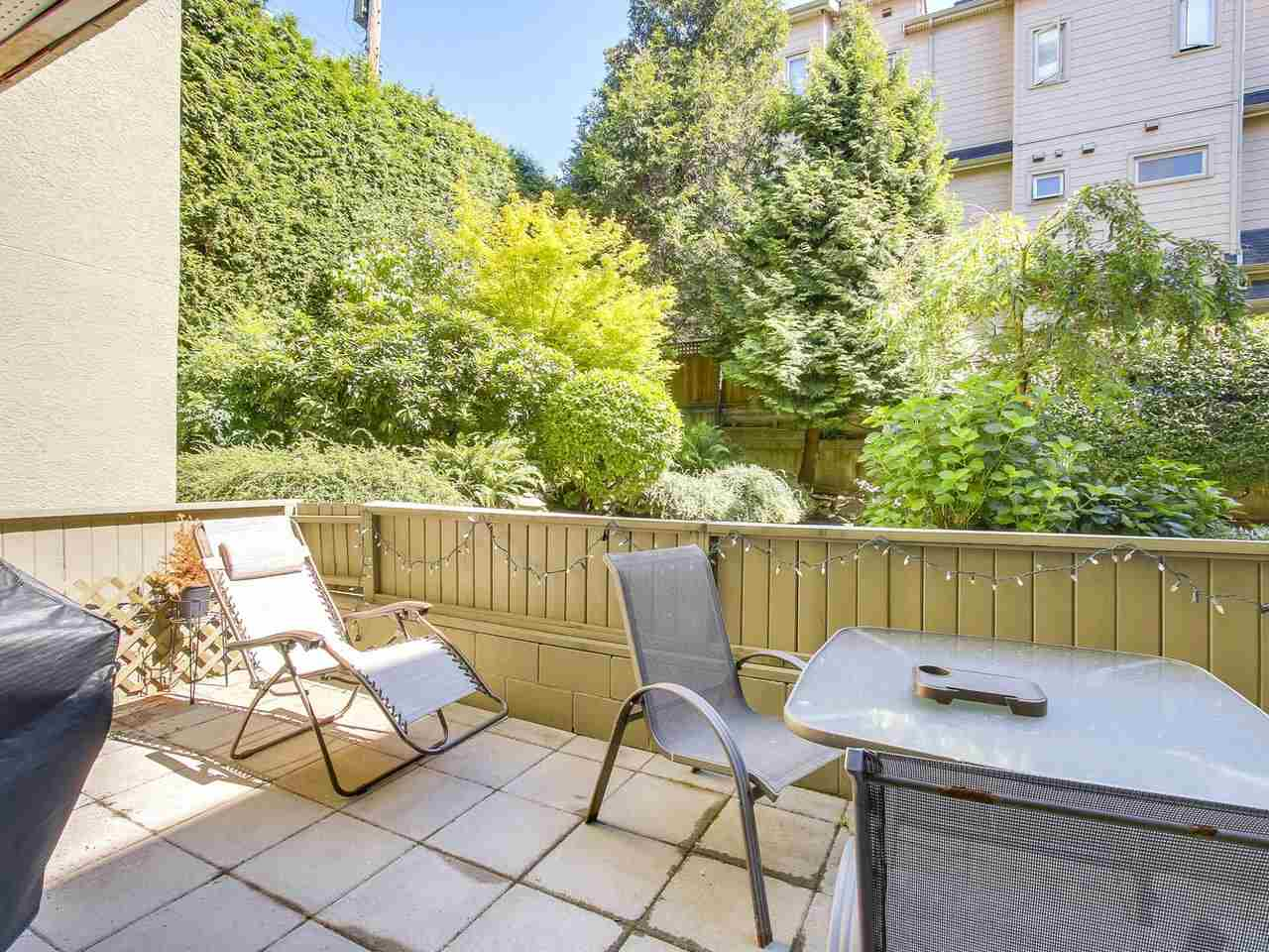 Condo Apartment at 210 1215 PACIFIC STREET, Unit 210, Vancouver West, British Columbia. Image 11