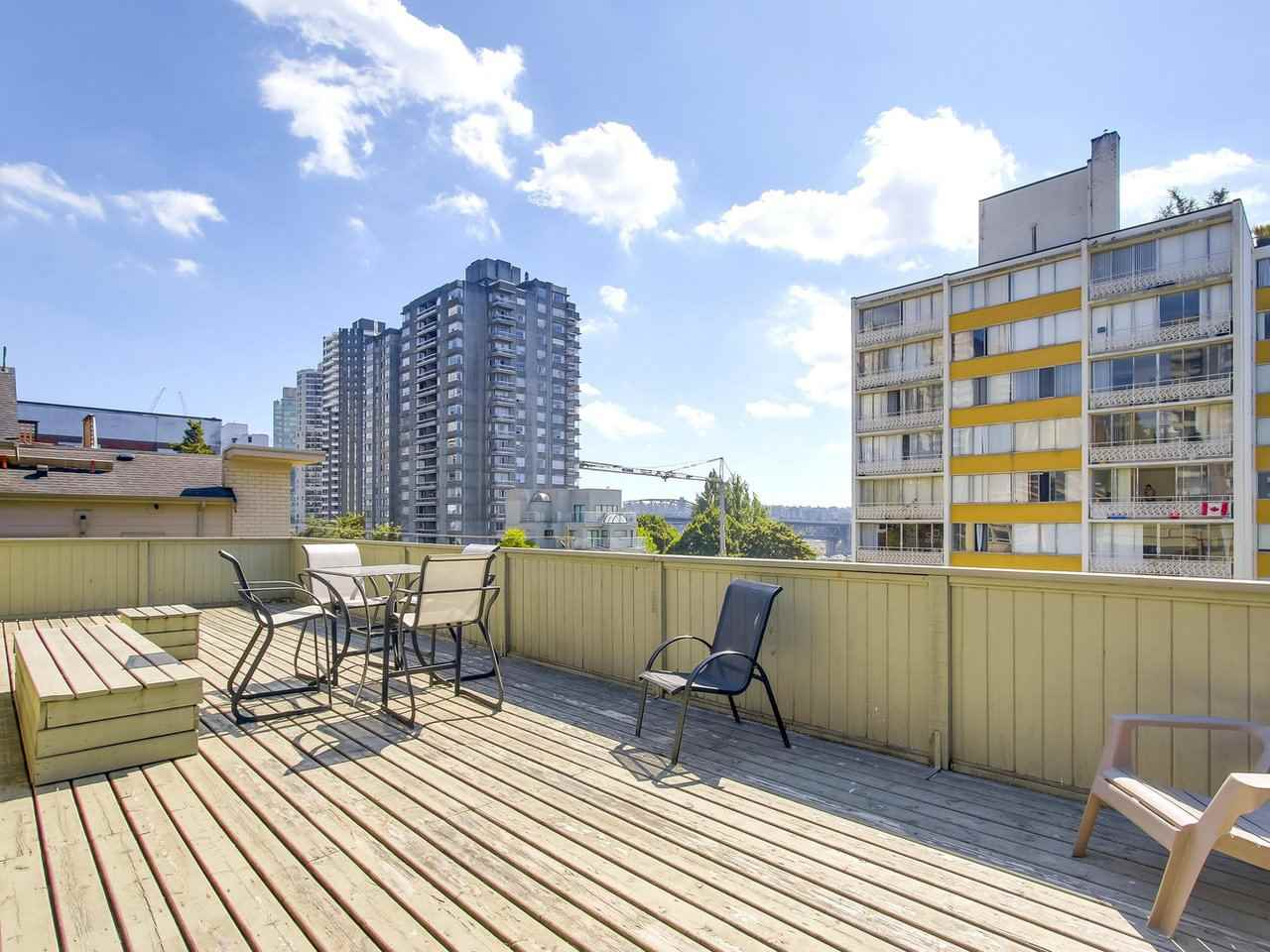 Condo Apartment at 210 1215 PACIFIC STREET, Unit 210, Vancouver West, British Columbia. Image 17