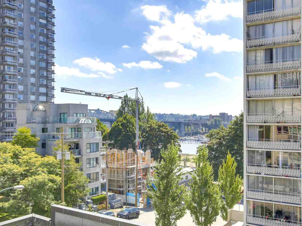 Condo Apartment at 210 1215 PACIFIC STREET, Unit 210, Vancouver West, British Columbia. Image 18