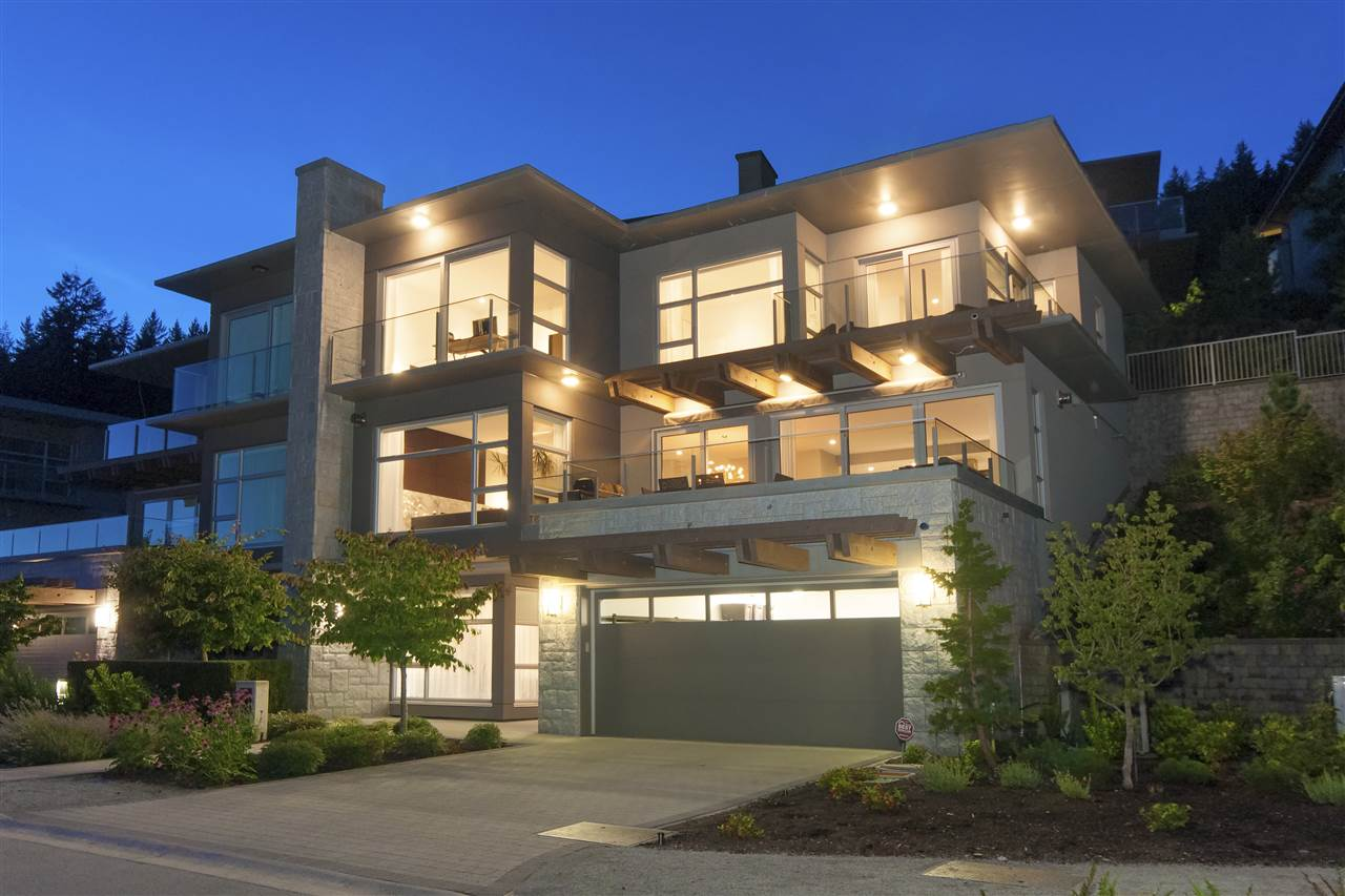 Townhouse at 2736 HIGHVIEW PLACE, West Vancouver, British Columbia. Image 1