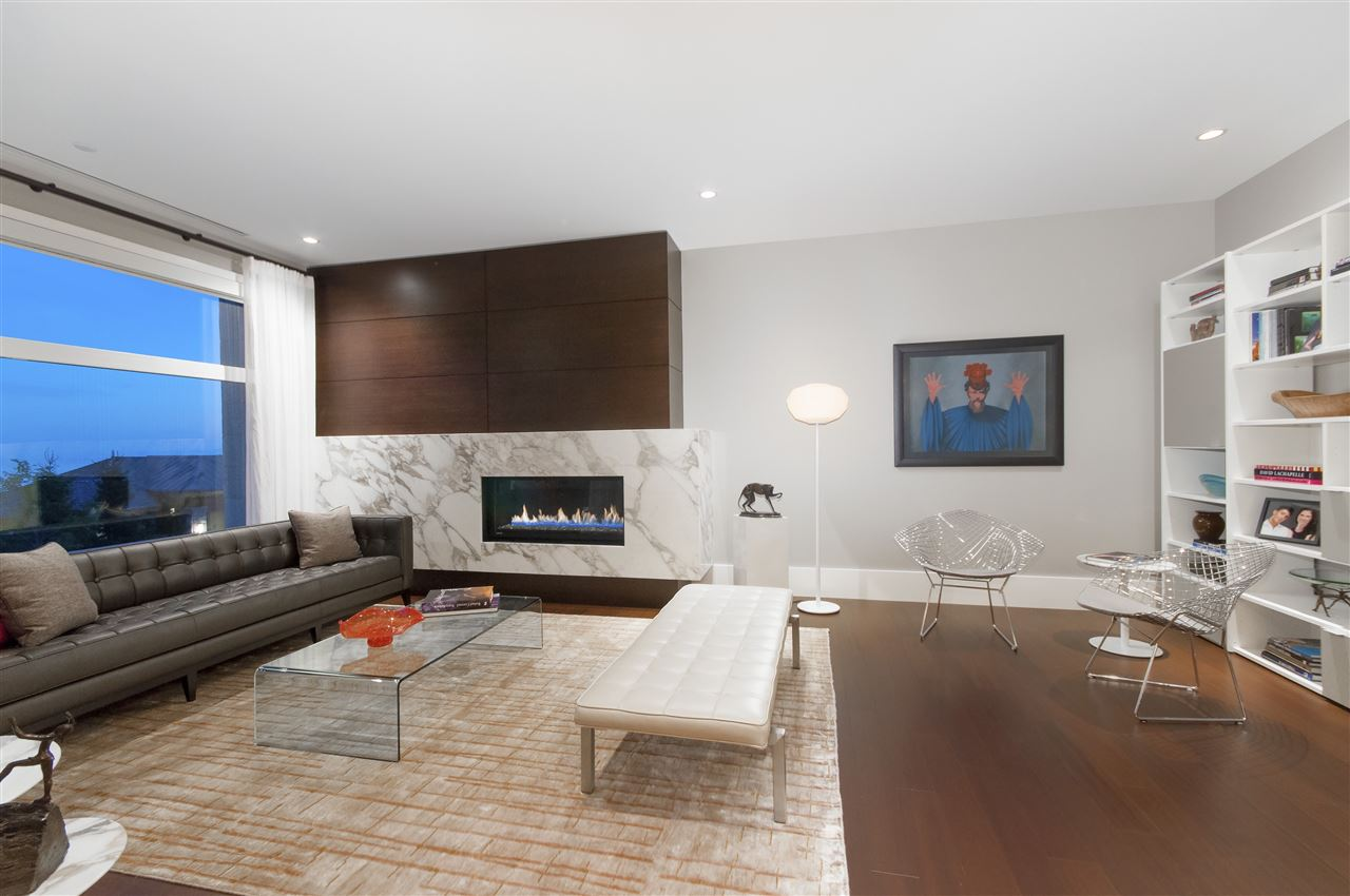 Townhouse at 2736 HIGHVIEW PLACE, West Vancouver, British Columbia. Image 5