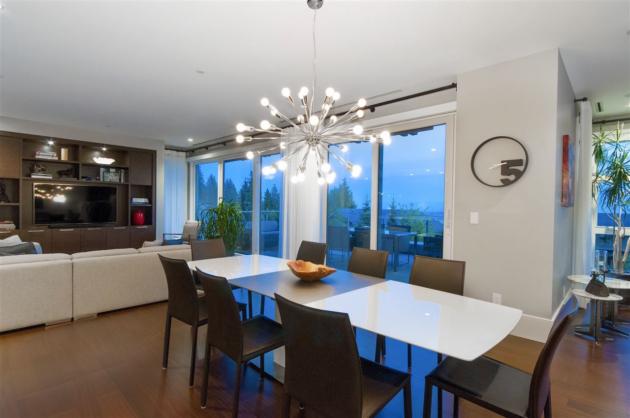 Townhouse at 2736 HIGHVIEW PLACE, West Vancouver, British Columbia. Image 6