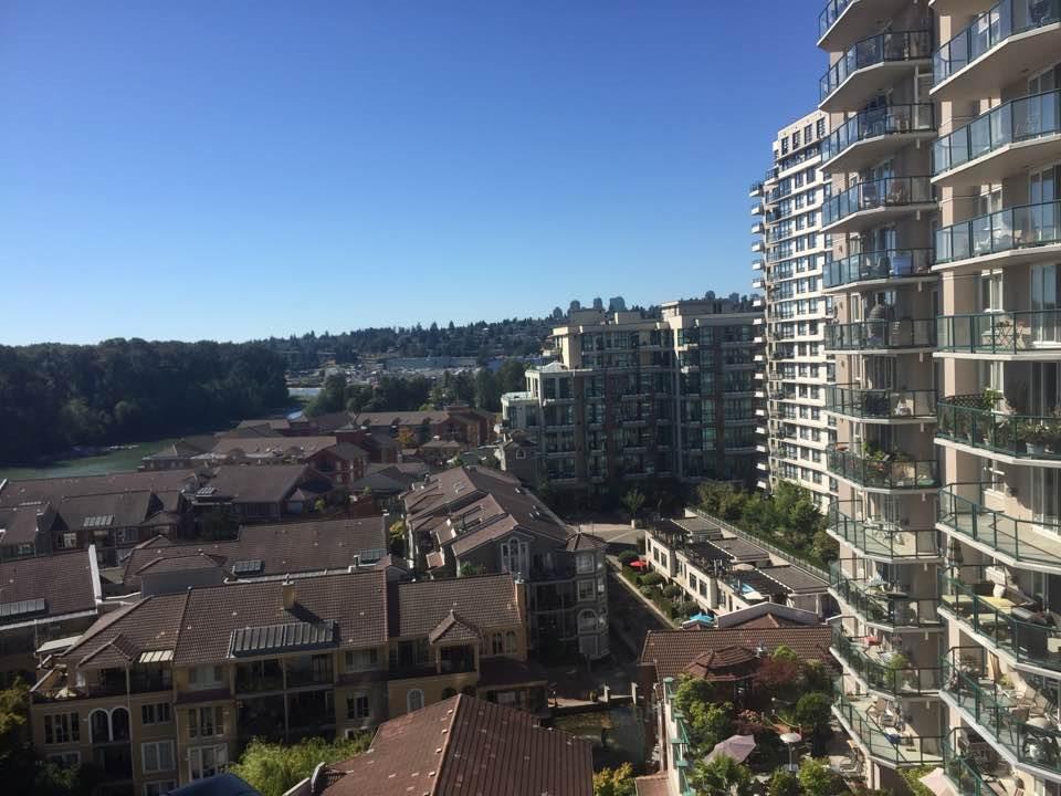 Condo Apartment at 1207 8 LAGUNA COURT, Unit 1207, New Westminster, British Columbia. Image 16