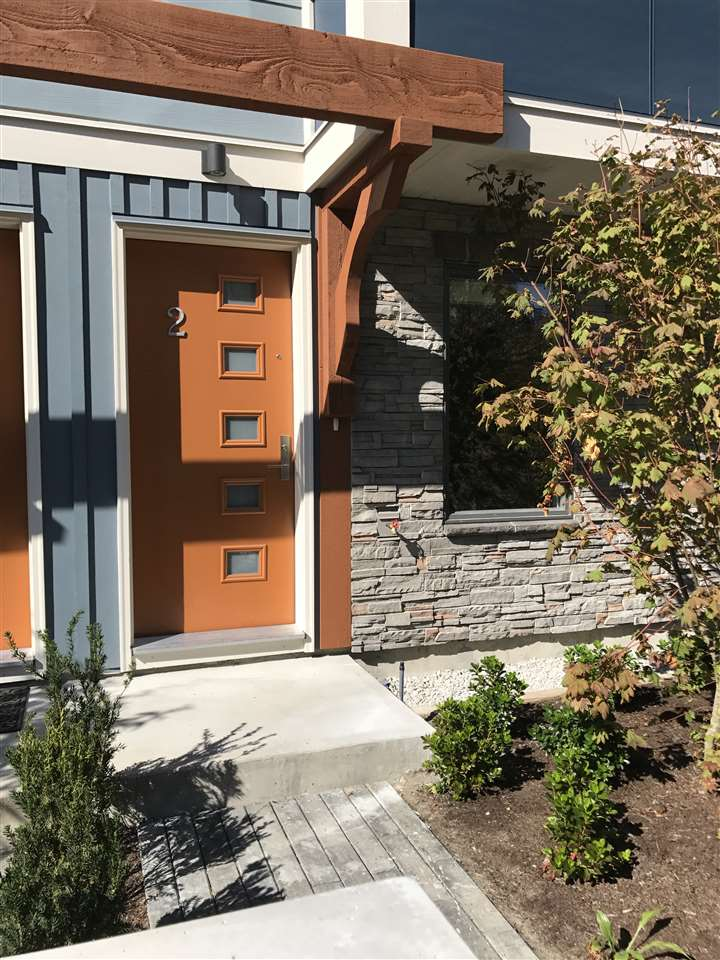 Townhouse at 2 8377 JONES ROAD, Unit 2, Richmond, British Columbia. Image 2
