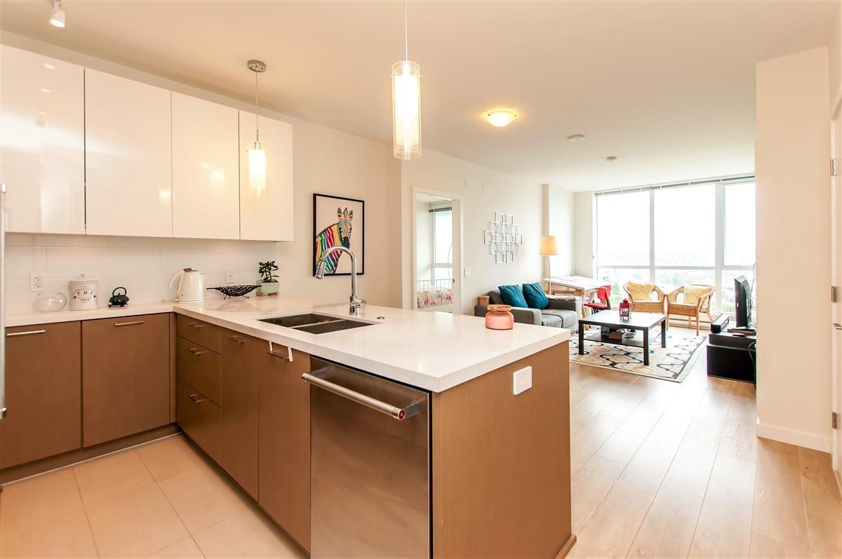 Condo Apartment at 1501 271 FRANCIS WAY, Unit 1501, New Westminster, British Columbia. Image 2