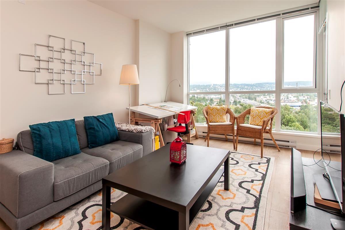 Condo Apartment at 1501 271 FRANCIS WAY, Unit 1501, New Westminster, British Columbia. Image 3