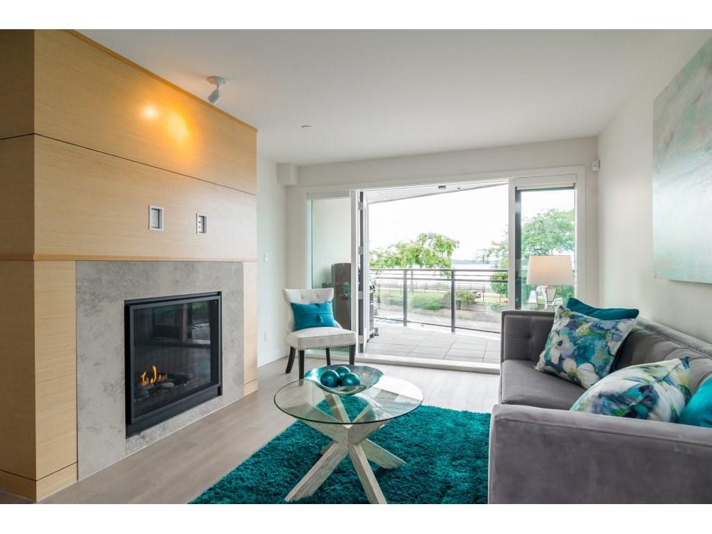 Condo Apartment at 201 1150 OXFORD STREET, Unit 201, South Surrey White Rock, British Columbia. Image 9