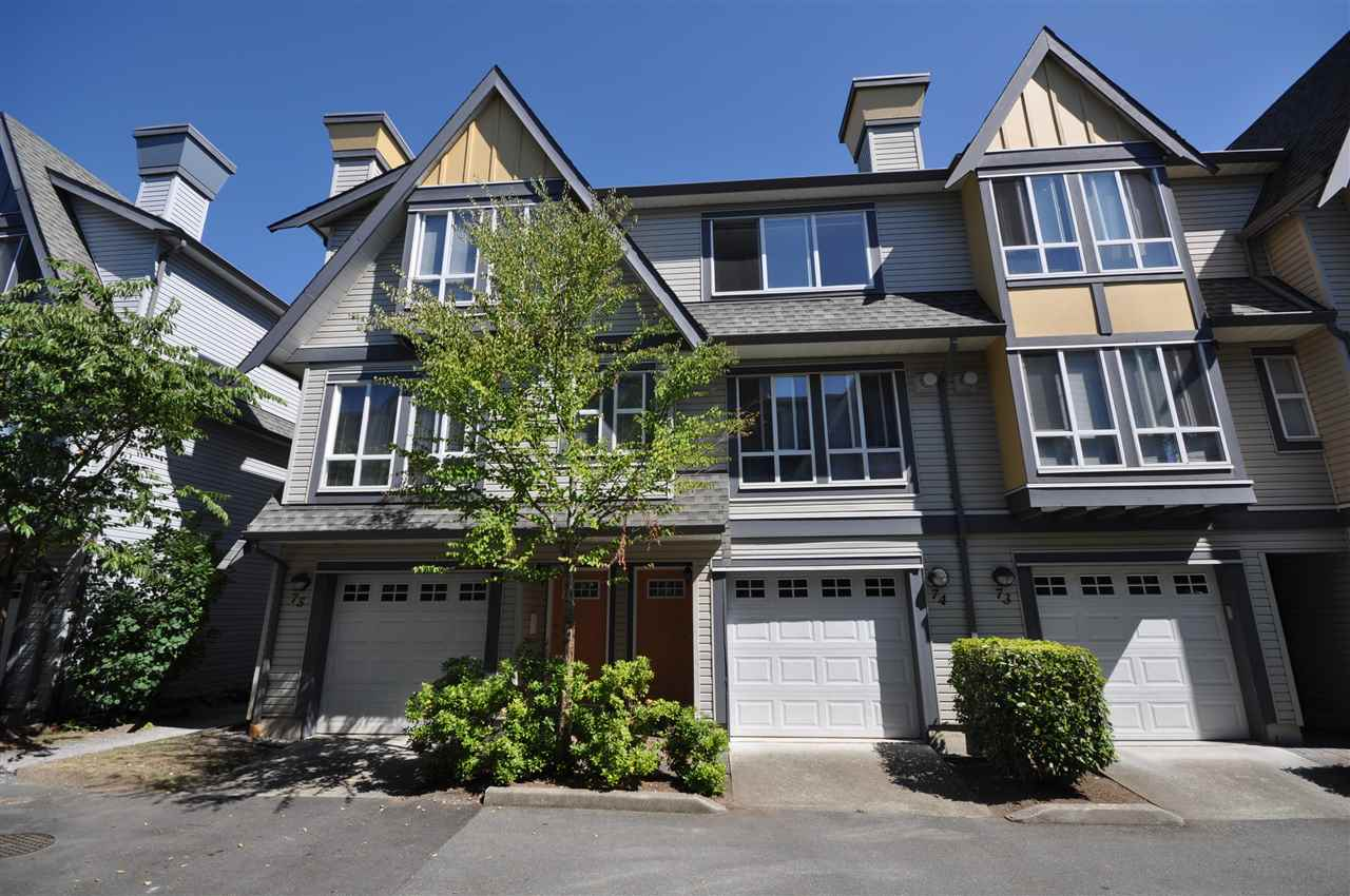 Townhouse at 74 16388 85 AVENUE, Unit 74, Surrey, British Columbia. Image 1