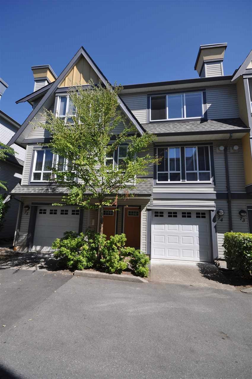 Townhouse at 74 16388 85 AVENUE, Unit 74, Surrey, British Columbia. Image 2
