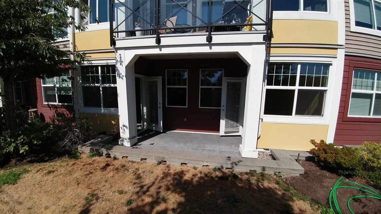 Condo Apartment at 108 17712 57A AVENUE, Unit 108, Cloverdale, British Columbia. Image 10