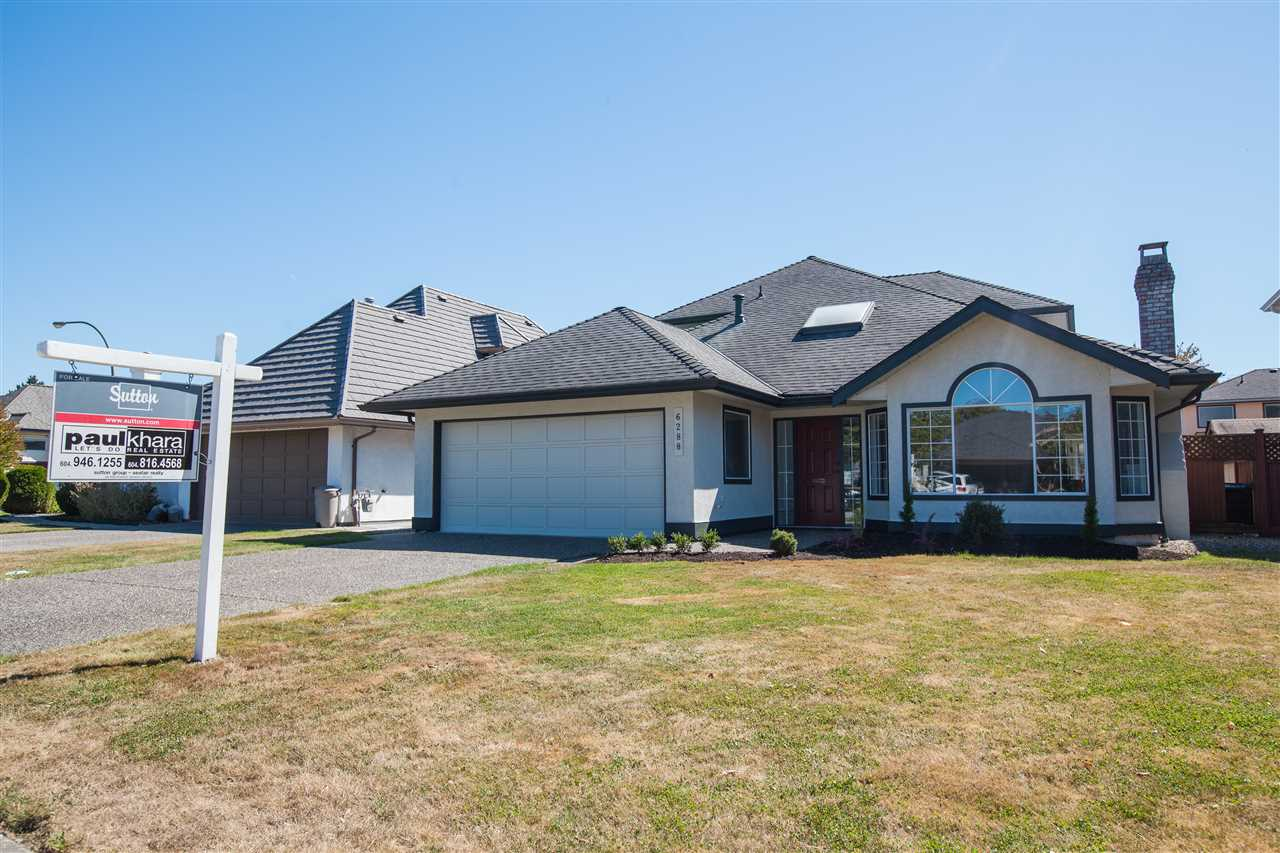 Detached at 6288 CRESCENT PLACE, Ladner, British Columbia. Image 1