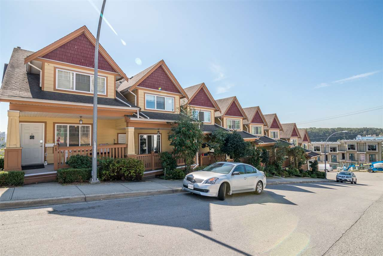 Townhouse at 2 1222 CAMERON STREET, Unit 2, New Westminster, British Columbia. Image 1