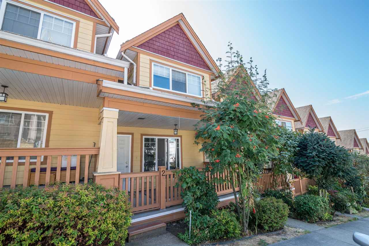 Townhouse at 2 1222 CAMERON STREET, Unit 2, New Westminster, British Columbia. Image 2