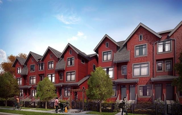 Townhouse at 7 5807 WALES STREET, Unit 7, Vancouver East, British Columbia. Image 2