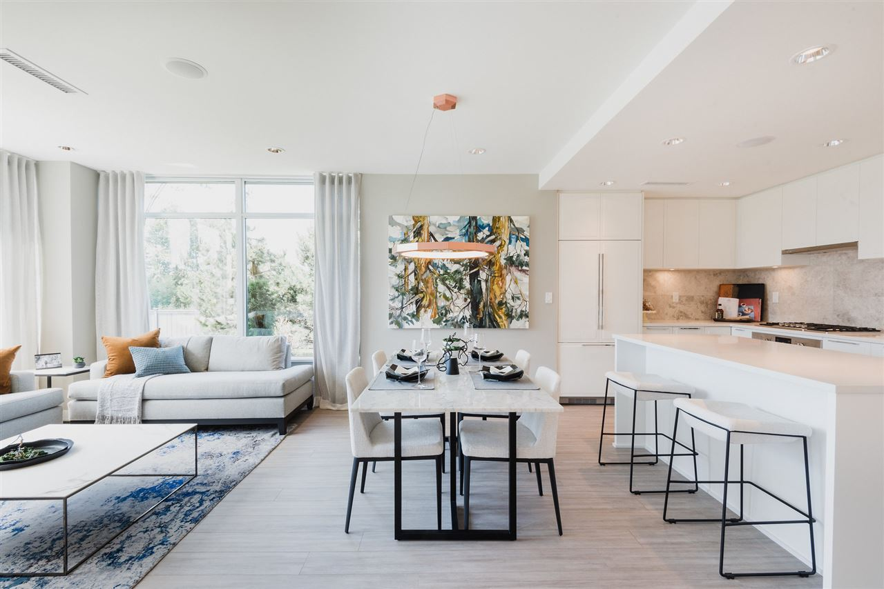 Condo Apartment at 101 3188 RIVERWALK AVENUE, Unit 101, Vancouver East, British Columbia. Image 1