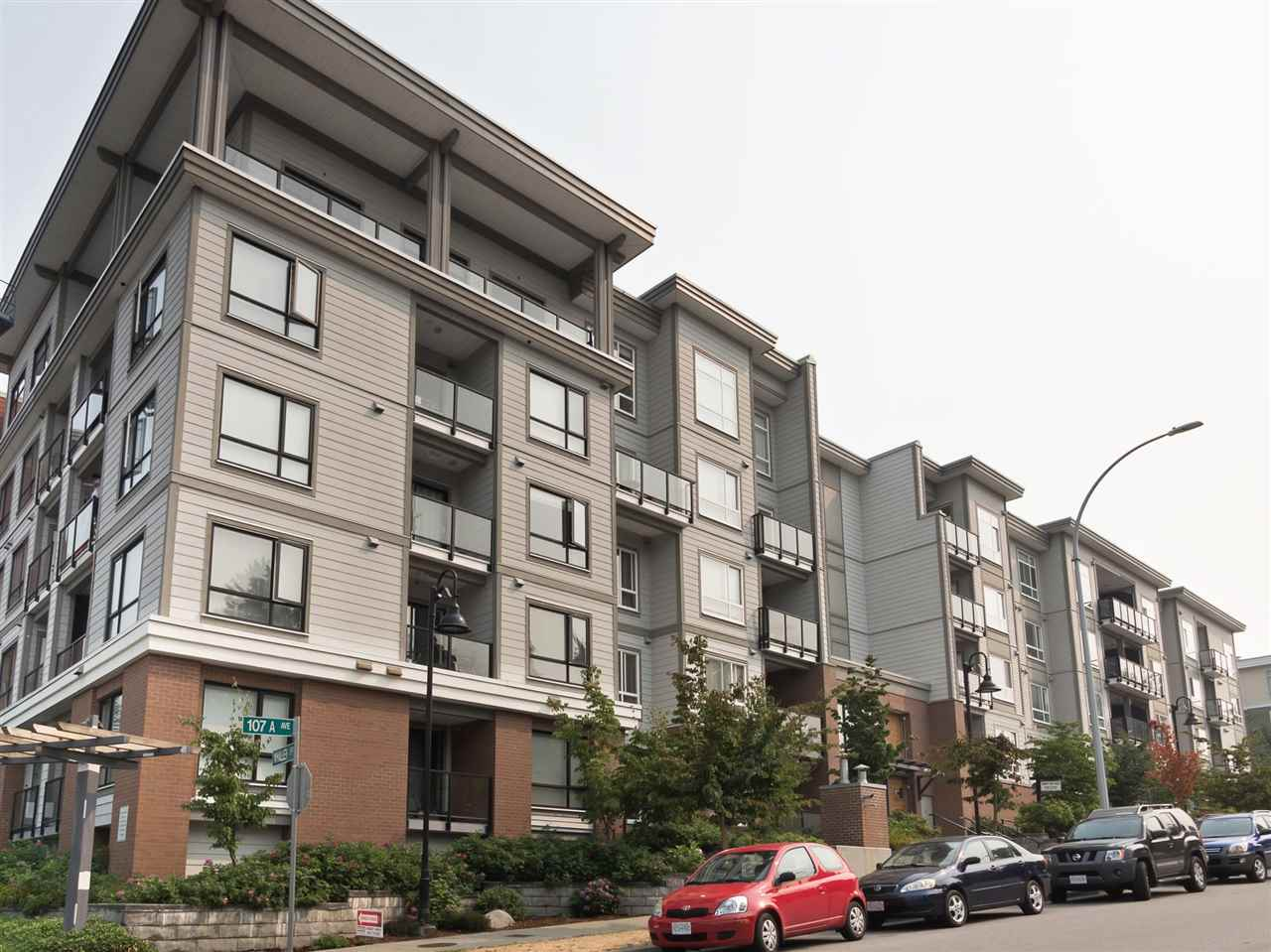 Condo Apartment at 332 13733 107A AVENUE, Unit 332, North Surrey, British Columbia. Image 1