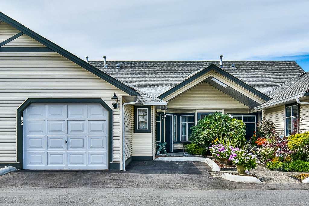Townhouse at 105 19649 53 AVENUE, Unit 105, Langley, British Columbia. Image 1