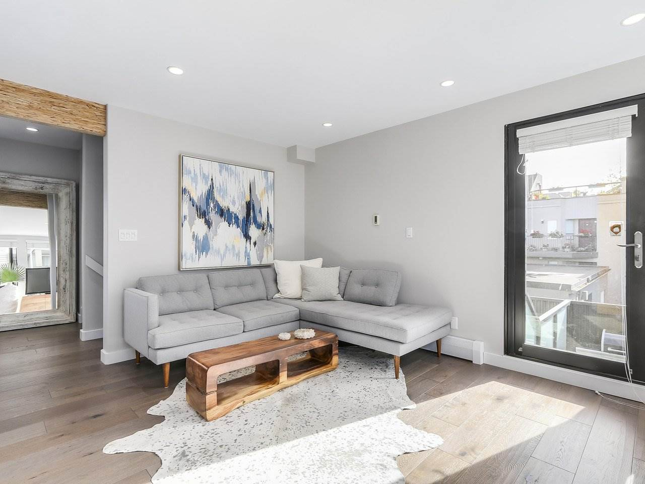 Townhouse at 956 W 7TH AVENUE, Vancouver West, British Columbia. Image 11