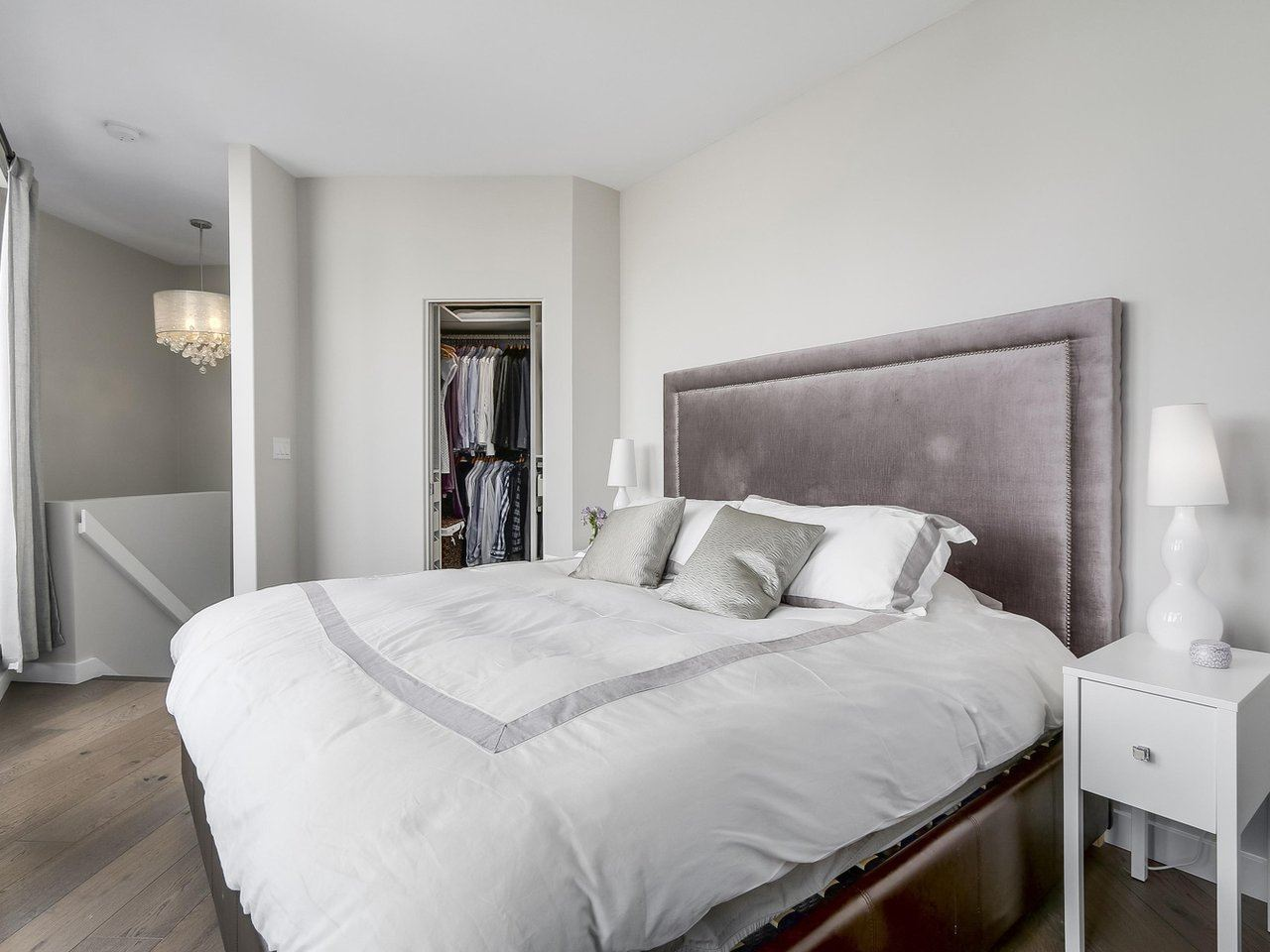 Townhouse at 956 W 7TH AVENUE, Vancouver West, British Columbia. Image 16