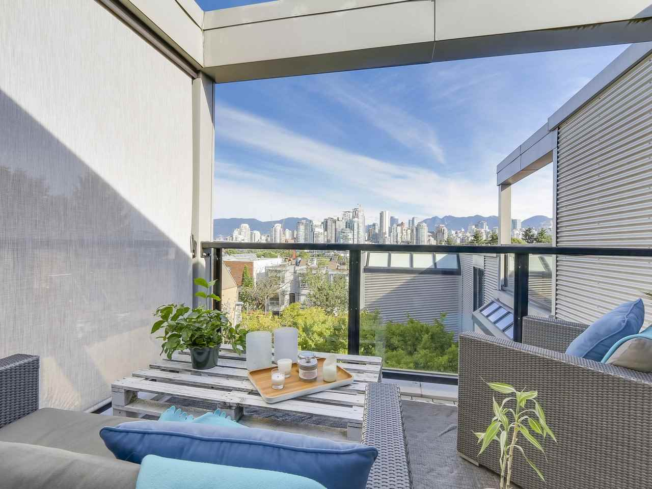 Townhouse at 956 W 7TH AVENUE, Vancouver West, British Columbia. Image 17