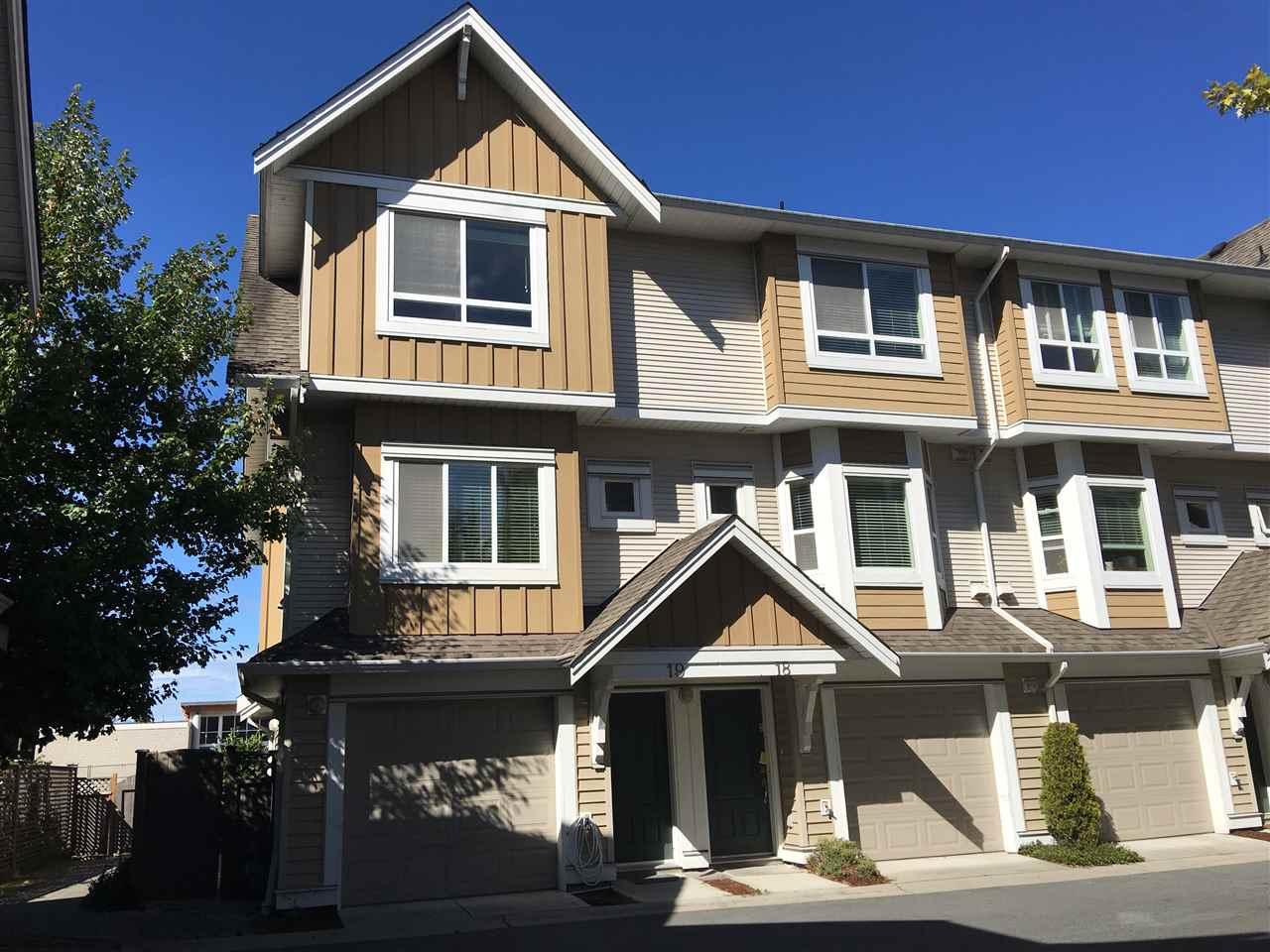 Townhouse at 19 9451 GRANVILLE AVENUE, Unit 19, Richmond, British Columbia. Image 3