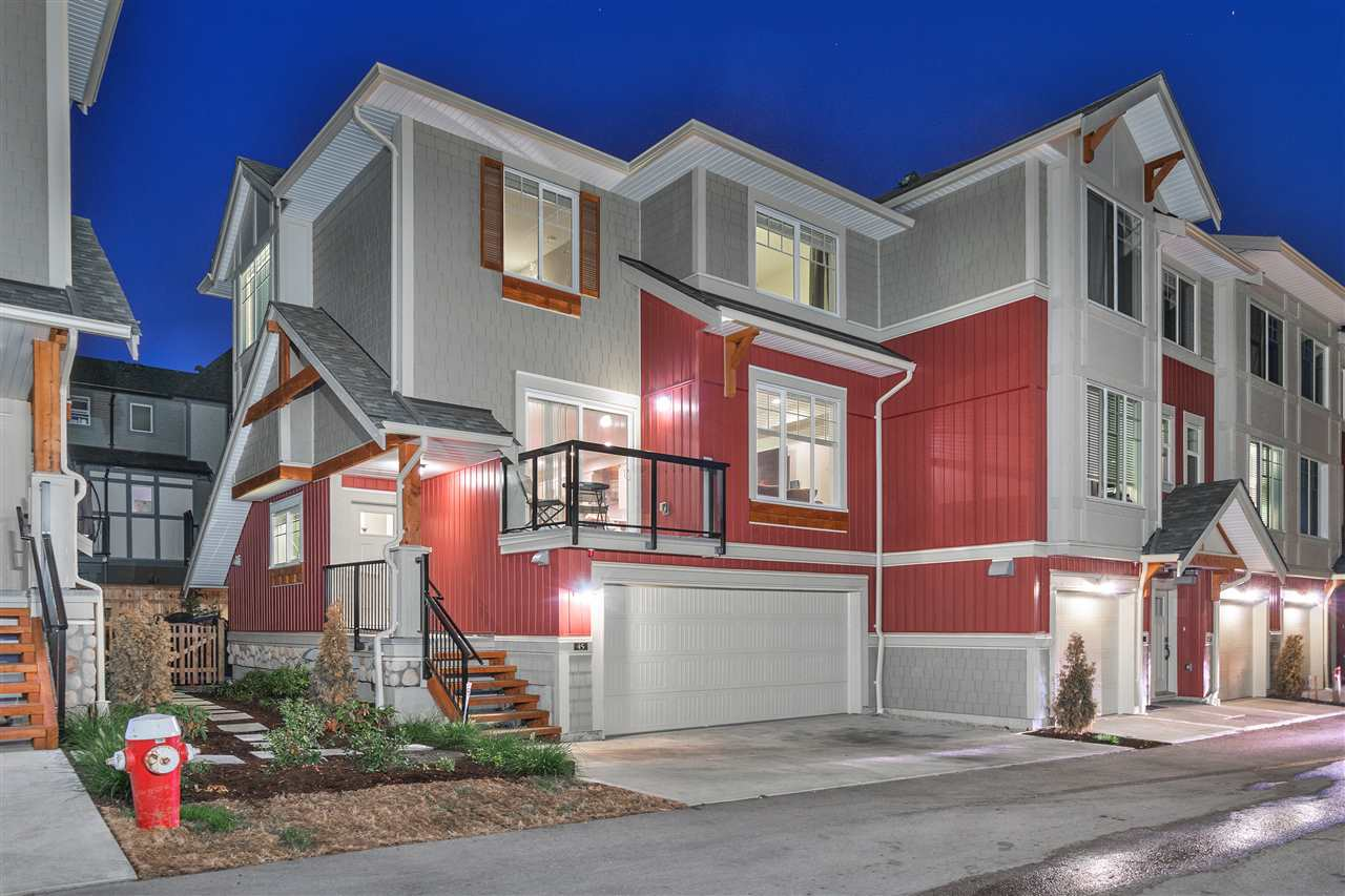 Townhouse at 45 20498 82 AVENUE, Unit 45, Langley, British Columbia. Image 1