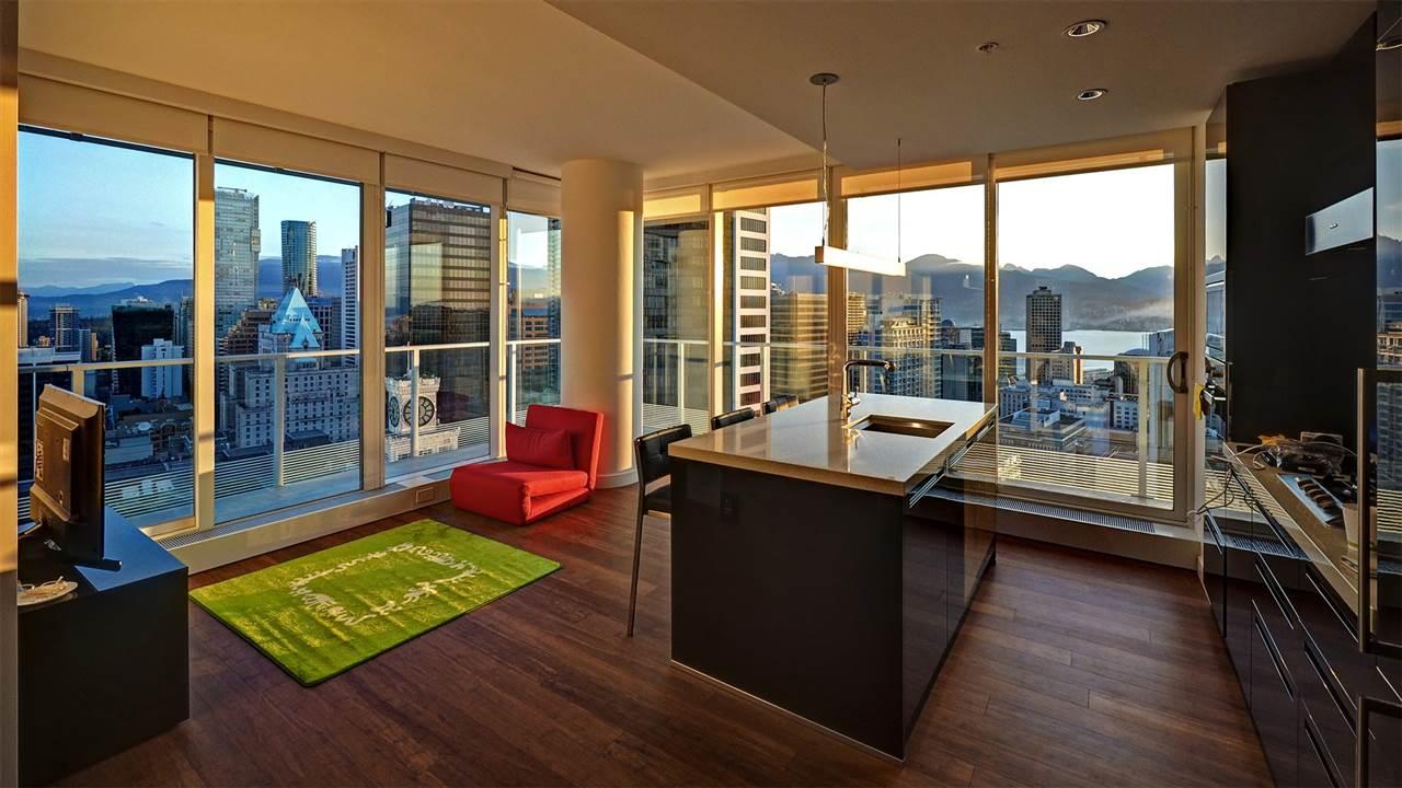 Condo Apartment at 3706 777 RICHARDS STREET, Unit 3706, Vancouver West, British Columbia. Image 3