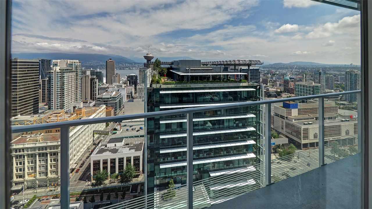 Condo Apartment at 3706 777 RICHARDS STREET, Unit 3706, Vancouver West, British Columbia. Image 12