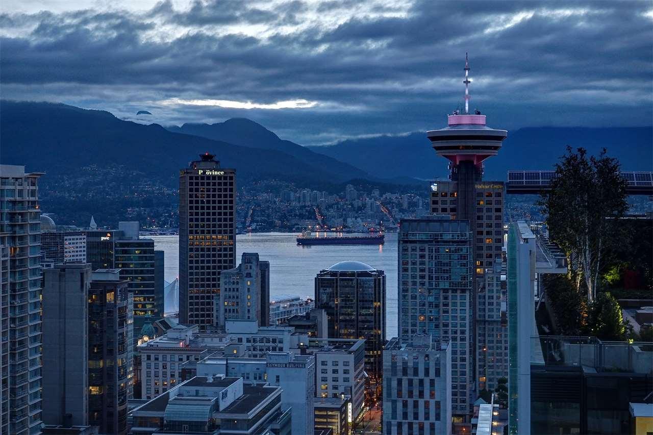 Condo Apartment at 3706 777 RICHARDS STREET, Unit 3706, Vancouver West, British Columbia. Image 14