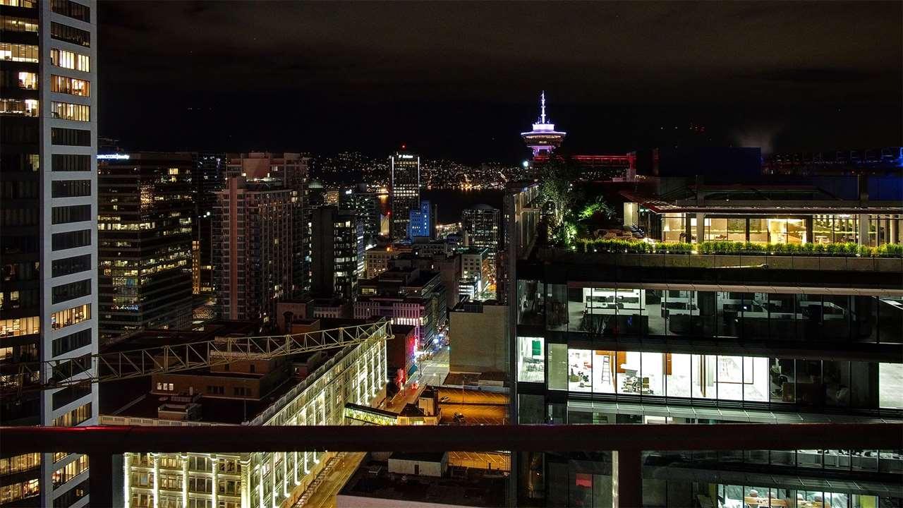 Condo Apartment at 3706 777 RICHARDS STREET, Unit 3706, Vancouver West, British Columbia. Image 15