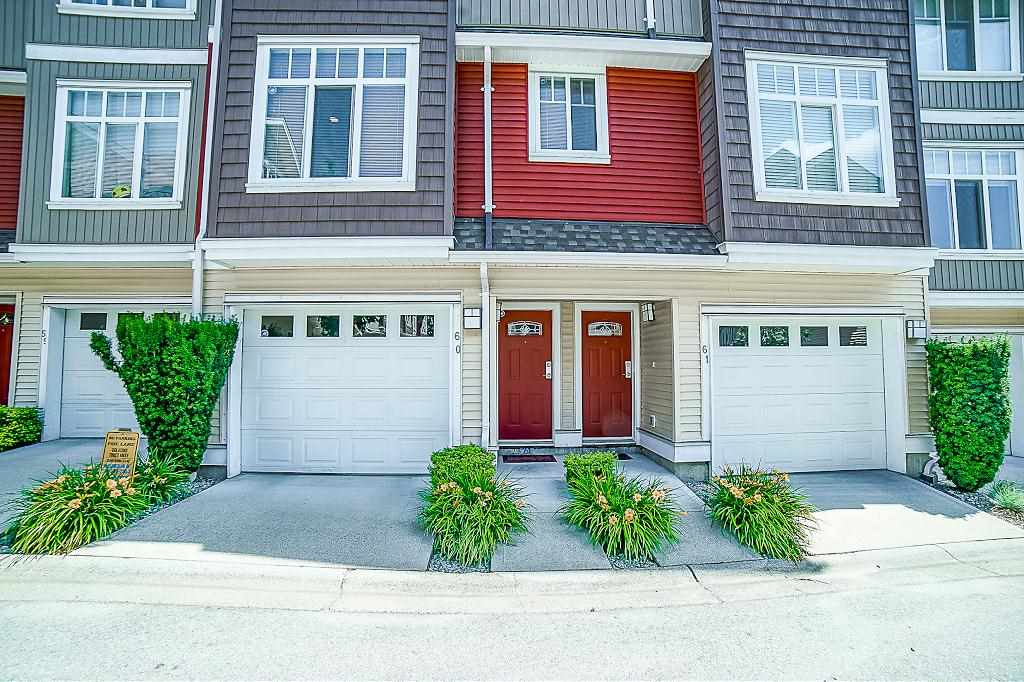 Townhouse at 60 19455 65 AVENUE, Unit 60, Cloverdale, British Columbia. Image 1