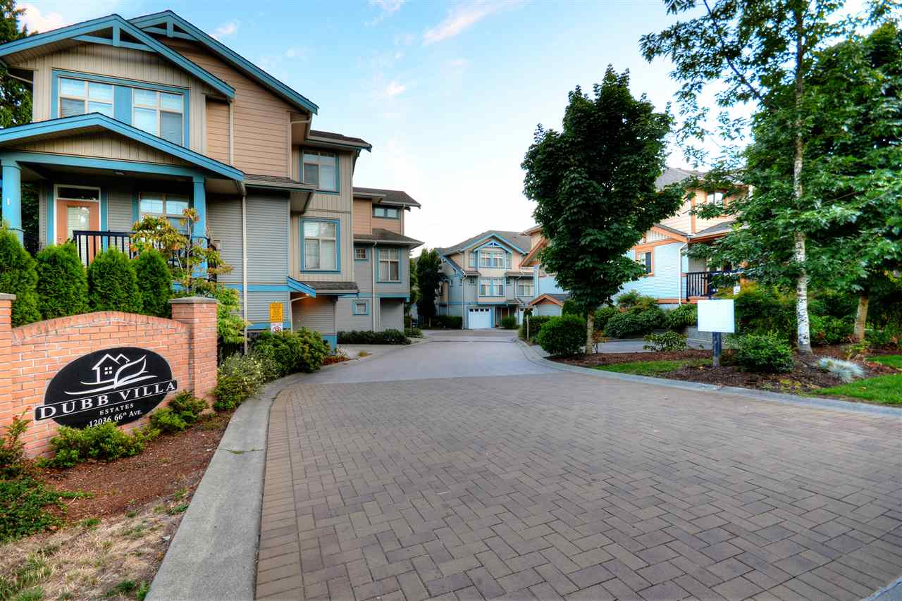 Townhouse at 72 12036 66 AVENUE, Unit 72, Surrey, British Columbia. Image 1
