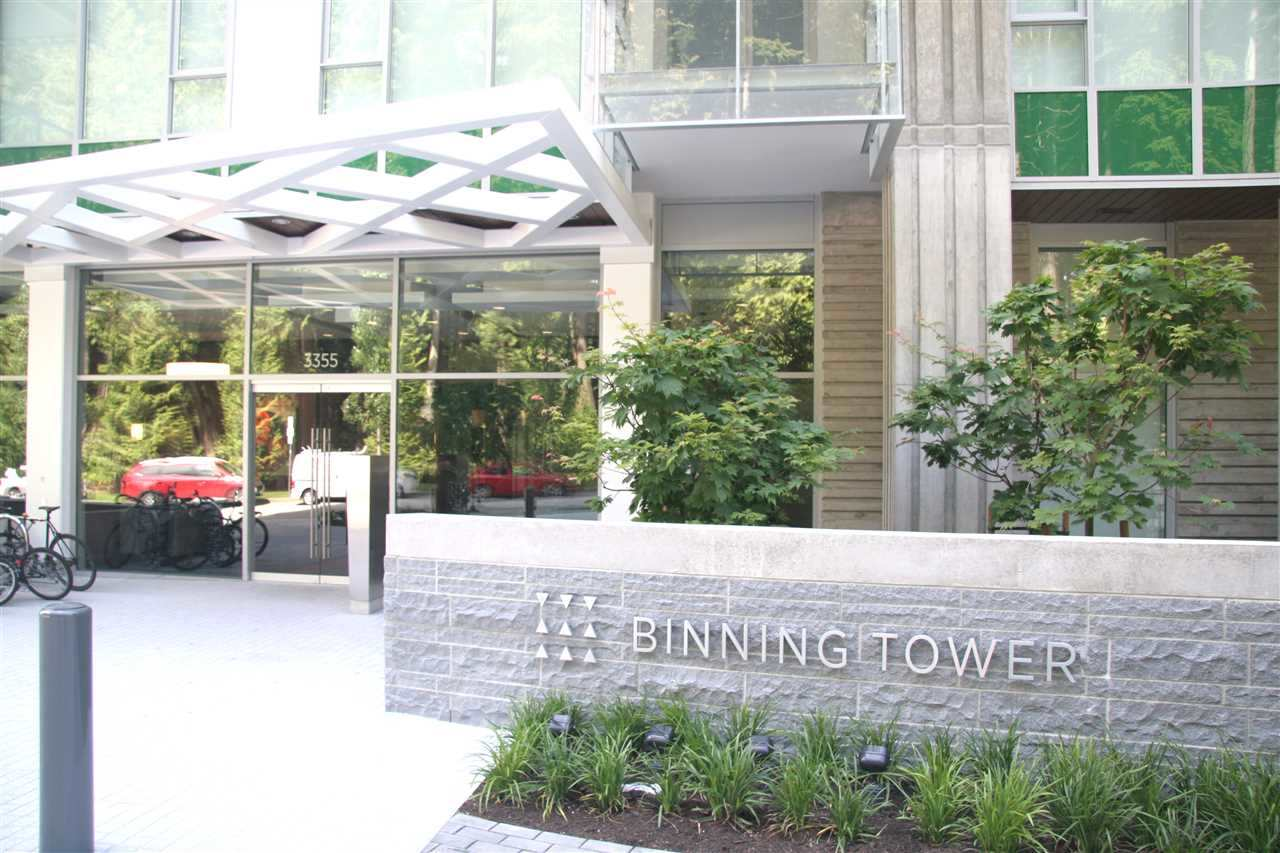 Condo Apartment at 1805 3355 BINNING ROAD, Unit 1805, Vancouver West, British Columbia. Image 2