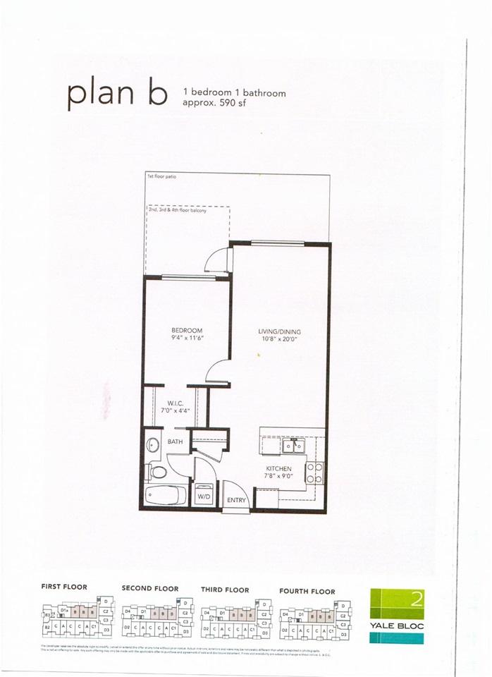Condo Apartment at 412 6438 195A STREET, Unit 412, Cloverdale, British Columbia. Image 3