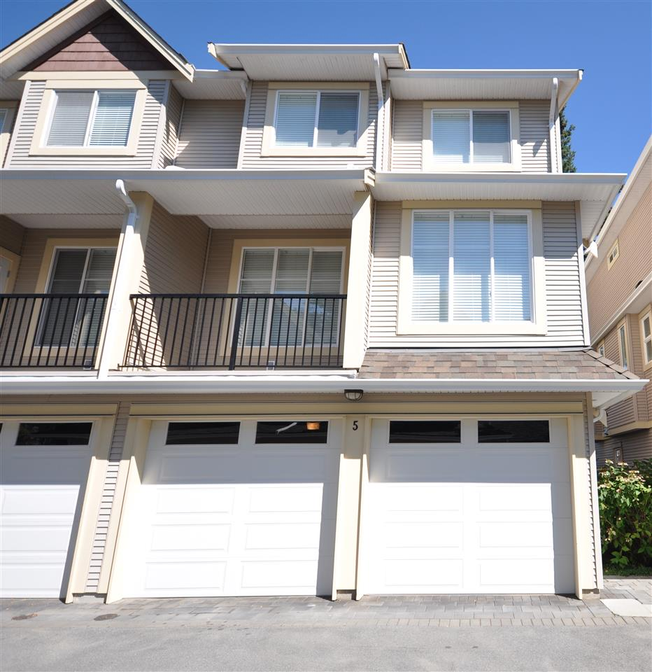 Townhouse at 5 10171 NO 1 ROAD, Unit 5, Richmond, British Columbia. Image 1