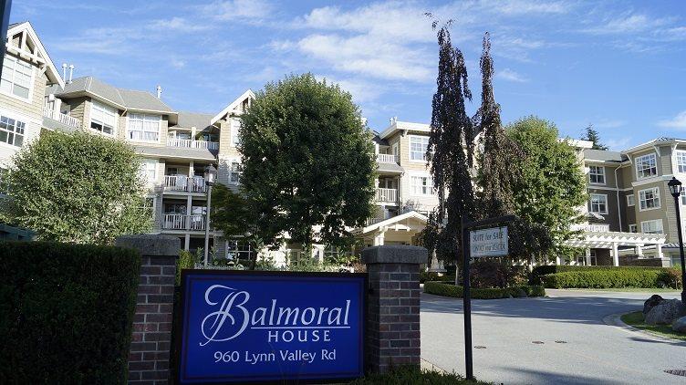 Condo Apartment at 201 960 LYNN VALLEY ROAD, Unit 201, North Vancouver, British Columbia. Image 2