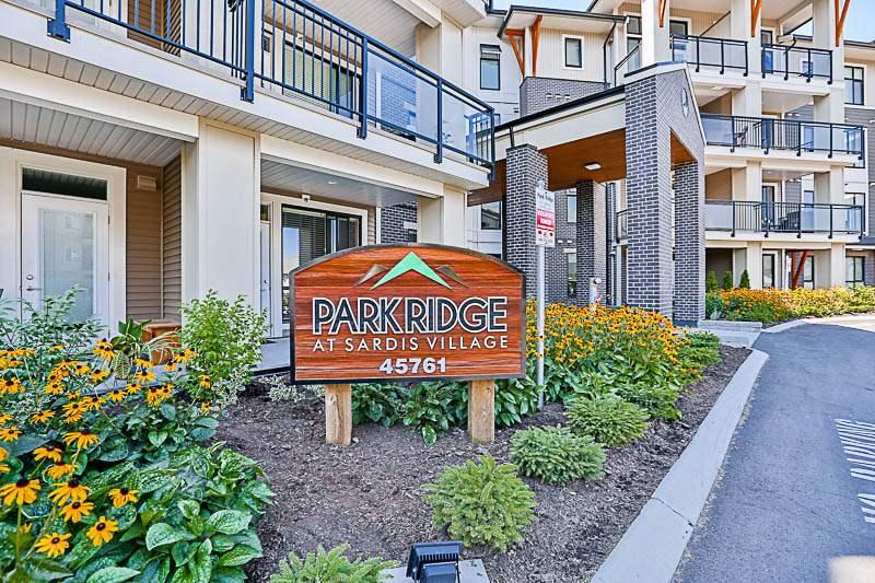 Condo Apartment at 115 45761 STEVENSON ROAD, Unit 115, Sardis, British Columbia. Image 1